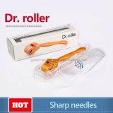 Gouden Titanium 192 de Medische Rang van de Naald Dr. Roller Dermaroller
