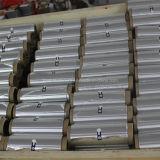 Roulis de papier d'aluminium pour le salon