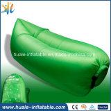 Мешок напольной софы воздуха сь, портативный раздувной спальный мешок