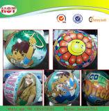 1-4 impresora del cojín de la bola del PVC de los colores