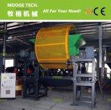 Berufsfabrikverkaufsplastikflaschen-Reißwolfmaschine