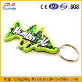 2016 GroßhandelsPromotional Gifts Custom Soft Rubber 3D PVC Key Chain