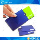 소매 카드 홀더를 막는 새로운 생산 Anti-Theft RFID