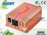 Invertitore modificato 220V solare di potere di onda di seno dell'invertitore 36V di potere dell'automobile dell'invertitore 500W di potere di Suoer con il prezzo di fabbrica (FAA-500E)