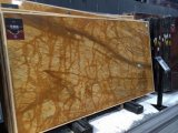 Wall BackdropのためのRatity Natural Yellow Stone
