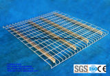 Galvanisiertes Steel Wire Mesh Decking für Warehouse Pallet Rack