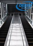 Promenade mobile de sûreté de convoyeur élevé d'escalator