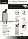 Contador Desktop do dinheiro do vácuo de Fdj126A com tampa UV e da poeira de Aborption