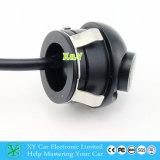 Câmera Rotatable de opinião lateral do carro, câmera escondida Rmini do carro, câmera quente Xy-1692 de NTSC/PAL
