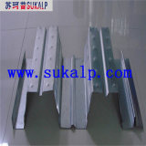 Materiale composito di Decking