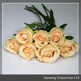 고품질 아름다움 결혼식 훈장을%s 인공적인 실제적인 접촉 꽃