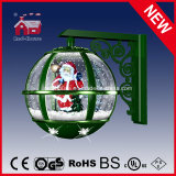 Reizender Weihnachtsmann Decoration Wall Lamp mit LED Lights