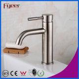Grifo del lavabo del acero inoxidable de Fyeer 304