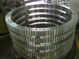 42CrMo Kohlenstoffstahl-schraubenartiger Ring-Gang
