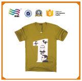 Magliette divertenti del Mens rese personali disegno del regalo di promozione