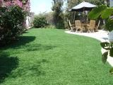 総合的な泥炭人工的な草を美化する4つのカラー