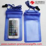 Sac imperméable à l'eau d'espace libre de téléphone mobile d'utilisation de piscine de mer