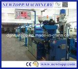 Câble de transmission, machine d'expulsion de machine de fabrication de câbles de caractéristiques