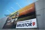 Stampa della tela di canapa della bandiera della flessione di Frontlit della visualizzazione di mostra del PVC (1000dx1000d 9X9 510g)