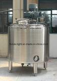 Sanitaire Beklede het Mengen zich van het Roestvrij staal Tank