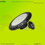 100W luz de inundación ligera del UFO LED para los talleres/los garages de la fábrica