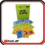 Изготовленный на заказ карточки покера в коробке