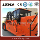 中国のLtma 35トンの頑丈なディーゼルフォークリフト