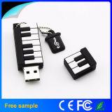 선전용 선물을%s 2016의 도매 피아노 USB 섬광 드라이브
