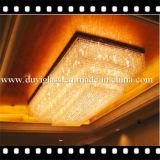 Luz de cristal de vidro do sopro de Beautifu para a decoração
