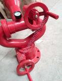 Монитор воды/пожара пены с приводом глиста