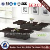 $25現代木のオフィスの小さいコーヒーテーブル(HX-CT0065)