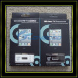 Bluetooth Micro Digit Stereo HiFi FM Transmitter con el LCD