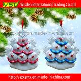 Het decoratieve Ornament van de Tablet van de Gift van de Ambacht met Wordpad