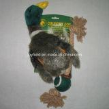 Seil-Haustier-Plüsch-Ente-Produkt-Zubehör-Hundespielzeug