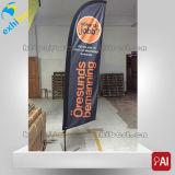 주문 옥외 바닷가 깃발 기치 및 표시를 인쇄하는 좋은 품질