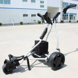 CE Certificated Easy Carry Electric Golf Trolley con 3 Wheels (DG12150-A/1)