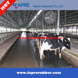 Black Interlock Rubber Powder Cow Stable Rubber Mat.