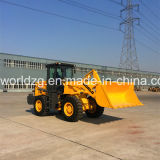 3ton Wheel Loader mit Optional Quick Hitch