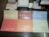 多彩なCoating Wood Grain Siding Board (建築材料)