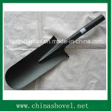 Testa S526 della pala del acciaio al carbonio dell'utensile manuale di Argicultural della pala