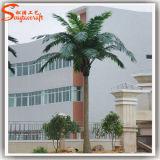 De hoge Imitatie Plastic Kunstmatige Palm van de Kokosnoot