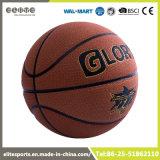 Baloncesto de la PU de la absorción del sudor de las mercancías de los deportes profesionales