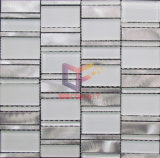 Wave Cristal Mix Mosaico de aluminio color (CFA59)