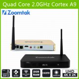 Amlogic S812 Dual Band WiFi Support 3D4k 1080P HDのOtt最も熱いTV Box