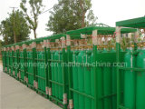 ISO9809 Highquality 40L High Pressure Oxygen Nitrogen Argon Helium Seamless Steel Cylinder