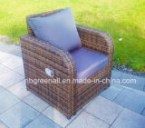 Colocar los muebles al aire libre del jardín de la rota (GN-9103-1S)