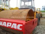 사용된 Dynapac Ca25D 진동하는 도로 롤러 (10 톤, 단 하나 드럼)