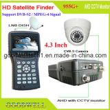 """Inventor Sat da câmera 4.3 do CCTV de Supprt Ahd de """""""