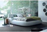 Neuestes Modell-rundes Bett für Schlafzimmer-Gebrauch (B001)