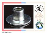 Das stempelnde/Tiefziehen Metall zerteilt Lagermanschette (Kohlenstoffstahl)